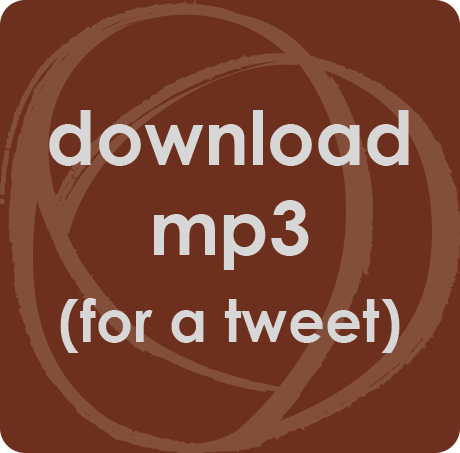Download mp3 for a Tweet
